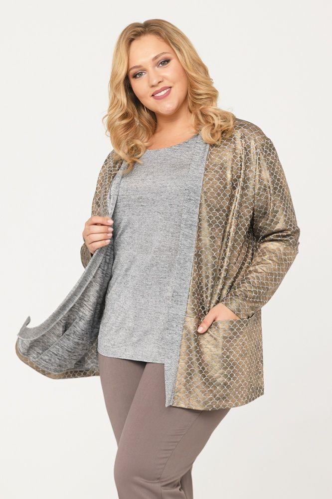 Одежда Для Полных Женщин После 50
